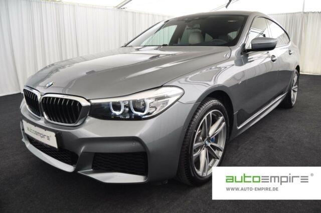BMW 630dA-GT M-Sport LED/NAV/LEDER/SHZ/ALARM/19-ZOLL, Jahr 2017, Diesel