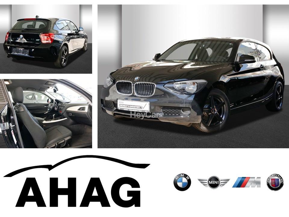 BMW 114i Sport-Lederlenkrad, Jahr 2014, Benzin