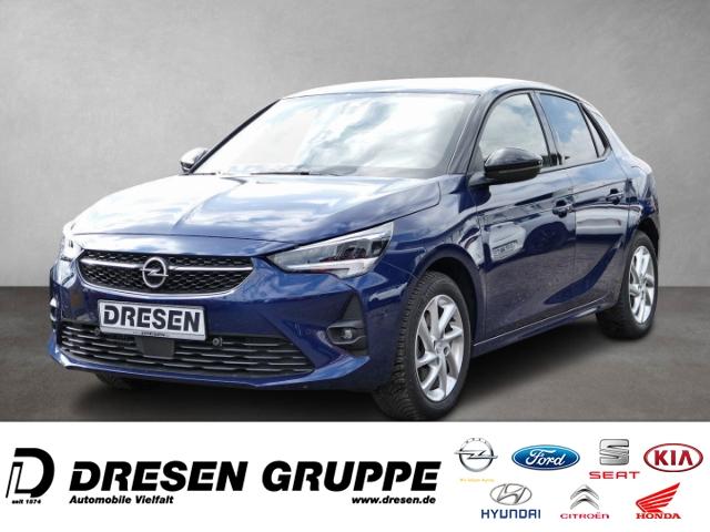 Opel Corsa F GS Line 1.2 Turbo EU6d/Rückfahrkamera/Sitzheizung/Tempomat, Jahr 2020, Benzin