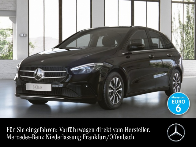 Mercedes-Benz B 180 d STYLE+Pano+AHK+LED+Kamera, Jahr 2021, Diesel