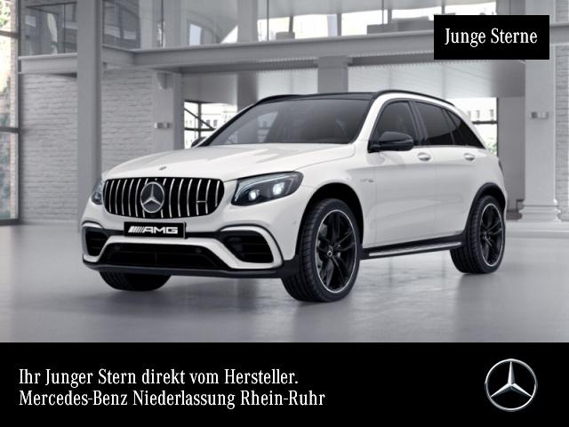 Mercedes-Benz GLC 63 4MATIC Sportpaket Bluetooth Head Up Display, Jahr 2019, Benzin