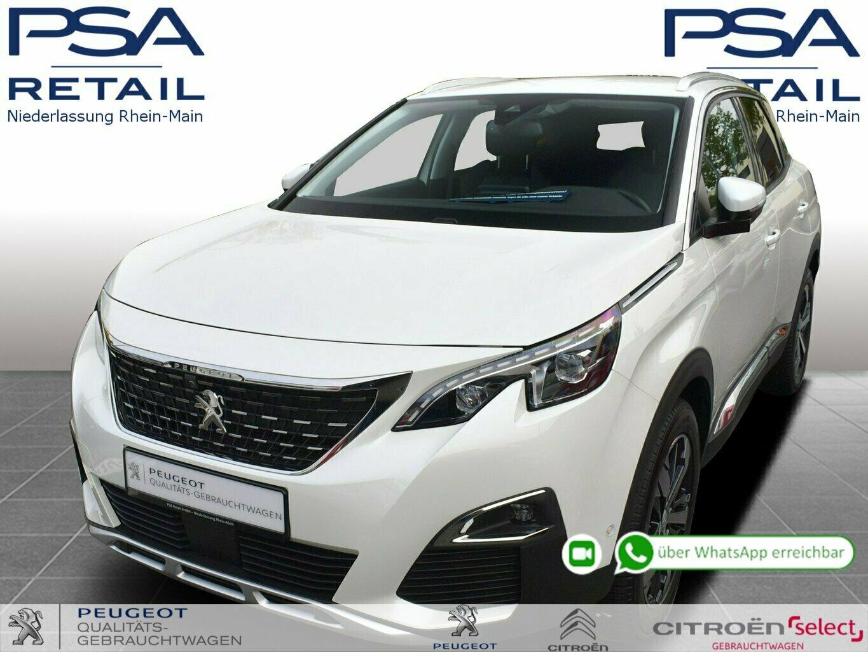 Peugeot 3008 BlueHDi 130 S&S EAT8 Allure *FULL-LED*NAVI*ACC*KAMERA*, Jahr 2019, Diesel