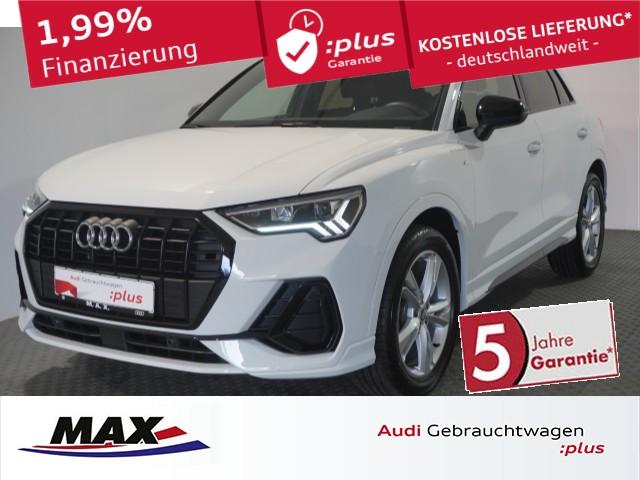 Audi Q3 35 TDI S LINE LED+PANO+NAV+AHK+OPTIK BLACK+VC, Jahr 2020, Diesel