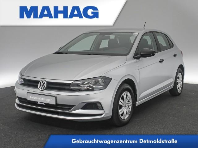Volkswagen Polo 1.0 TSI Navi Sitzhz. FrontAssist 14Zoll 5-Gang, Jahr 2018, Benzin