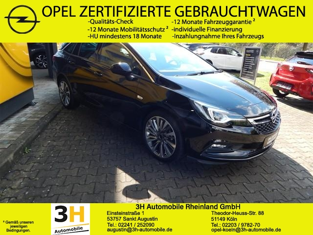 Opel Astra ST 1.4 TURBO INNOVATION *MATRIX-LED*SHZ*, Jahr 2017, Benzin