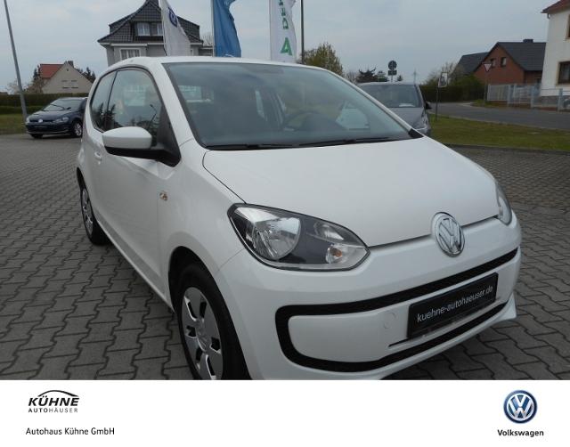 Volkswagen Up! 1.0 move Klima, Jahr 2014, Benzin