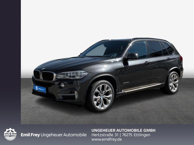 BMW X5 xDrive30d Head-Up HiFi DAB Aktivlenkung LED, Jahr 2015, Diesel