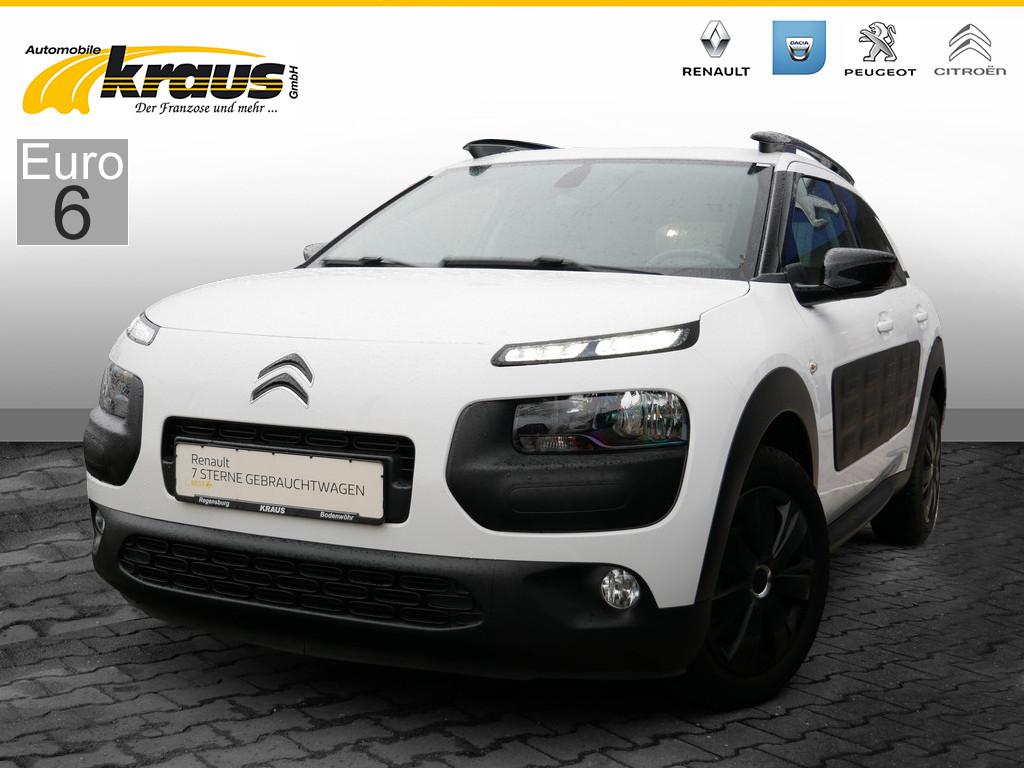 Citroën C4 Cactus PureTech 82 VTi, Jahr 2016, Benzin