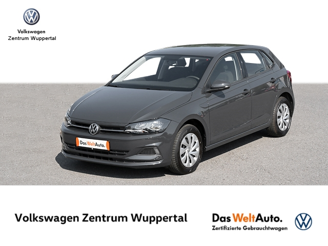 Volkswagen Polo 1 0 NAVI KLIMA BT ZV E-FENSTER, Jahr 2018, Benzin