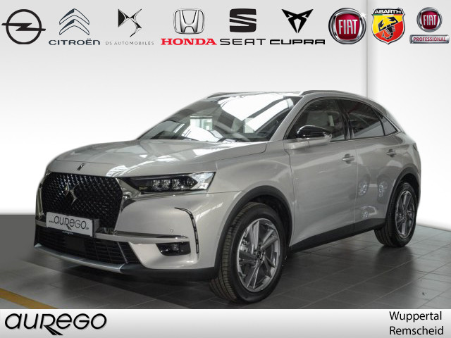DS Automobiles DS7 Crossback Be Chic BlueHDi180 +ACTIVE LED+ADVANCED TRACTION CONTROL+, Jahr 2020, Diesel