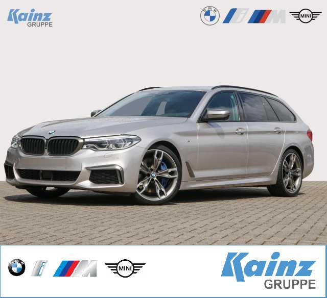 BMW M550d xDrive Touring Aut. Navi / Head-Up / 20' / Massage / Leder, Jahr 2018, Diesel