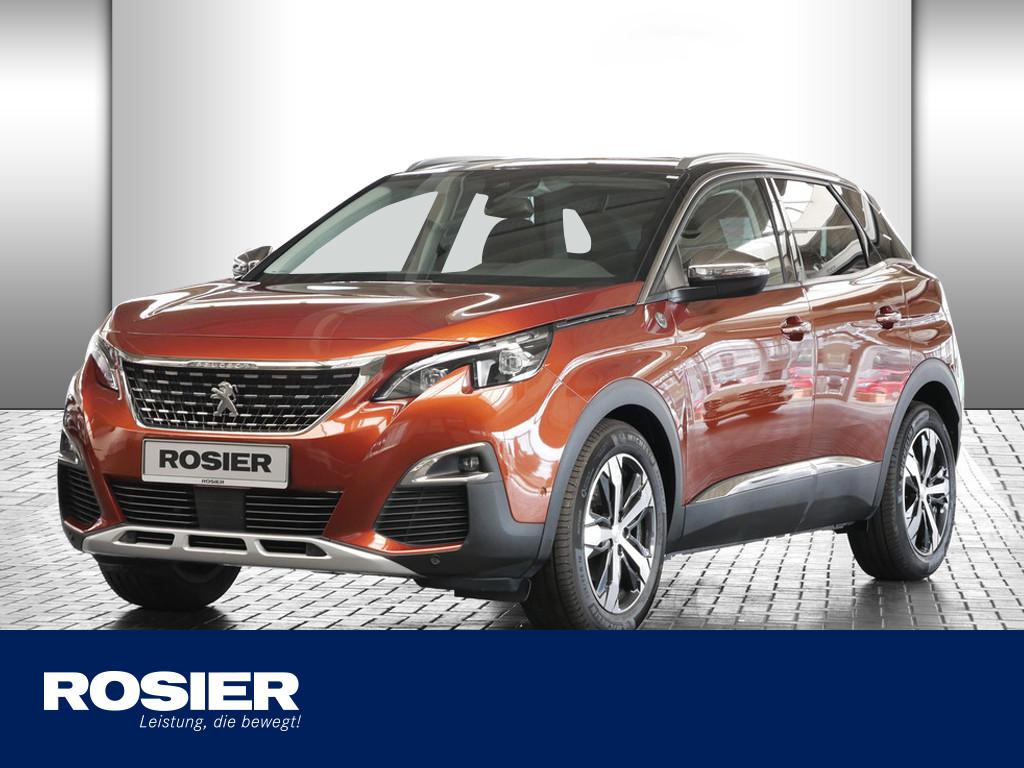 Peugeot 3008 1.5 BlueHDi 130 Crossway, Jahr 2018, Diesel