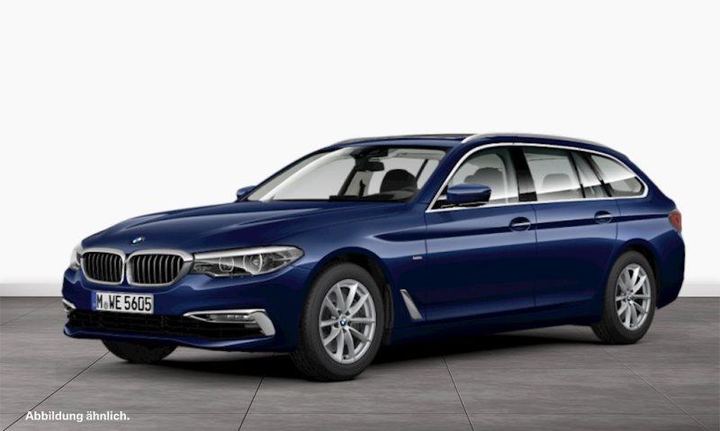 BMW 520i Touring Luxury Line Head-Up HiFi Pano.Dach, Jahr 2017, Benzin