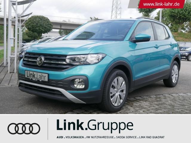 Volkswagen T-Cross TSI ACC, Jahr 2019, Benzin