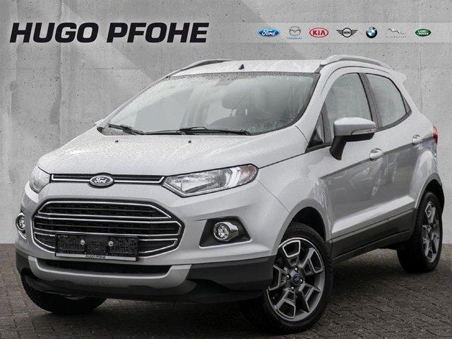 Ford EcoSport Titanium, Jahr 2015, Benzin