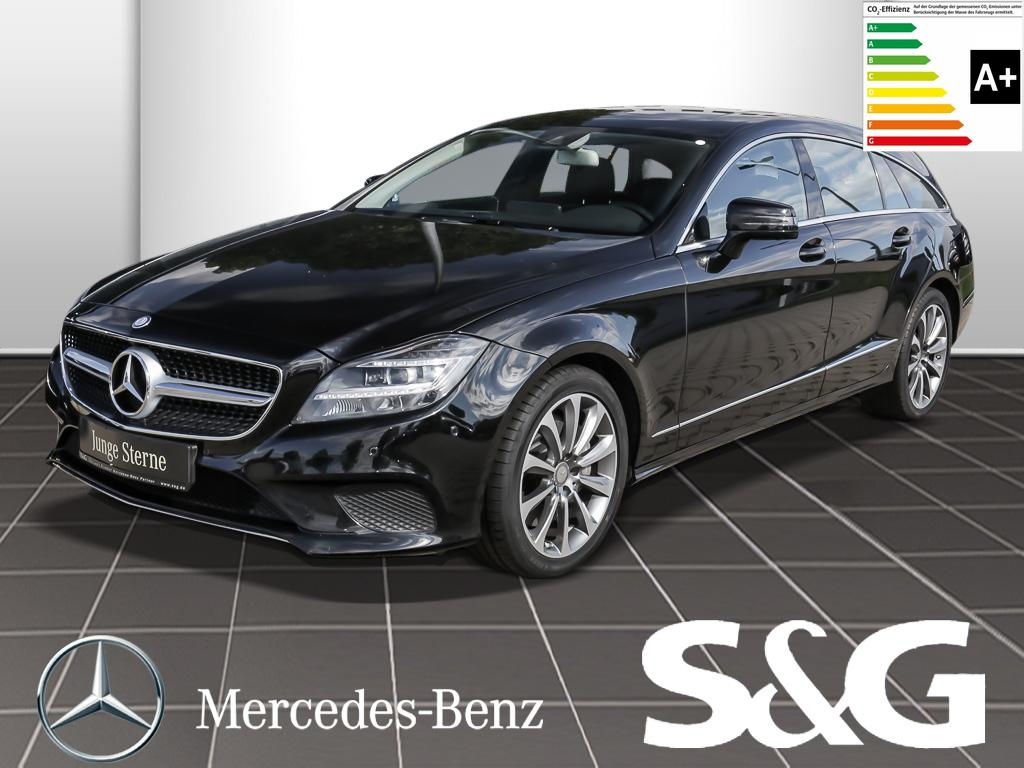 Mercedes-Benz CLS 350 Shooting Brake d 360Kamera/GSD/Comand/AH, Jahr 2015, Diesel