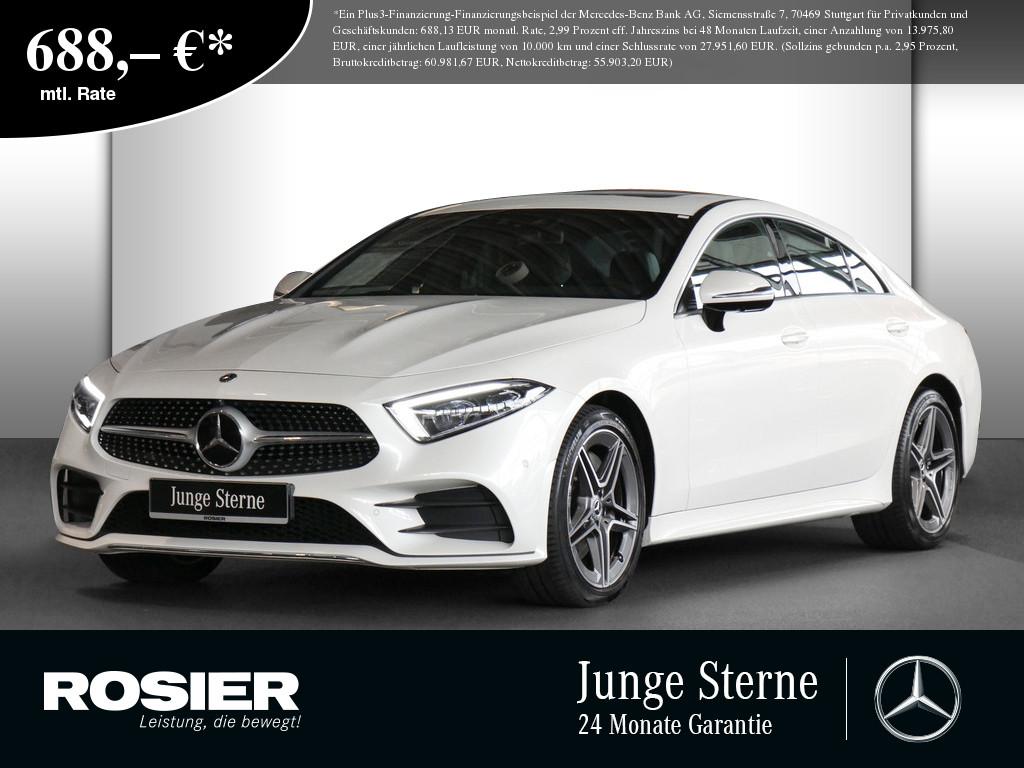 Mercedes-Benz CLS 400 d 4M AMG Line, Jahr 2020, Diesel