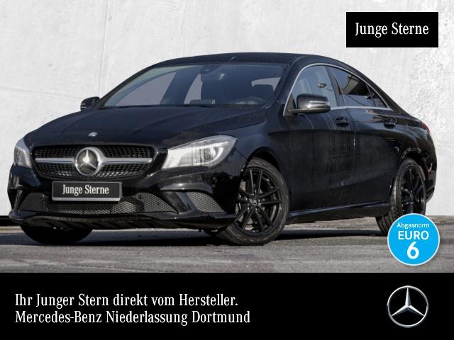 Mercedes-Benz CLA 200 Cp. Urban Xenon Kamera Navi Klimaautom PTS, Jahr 2016, Benzin