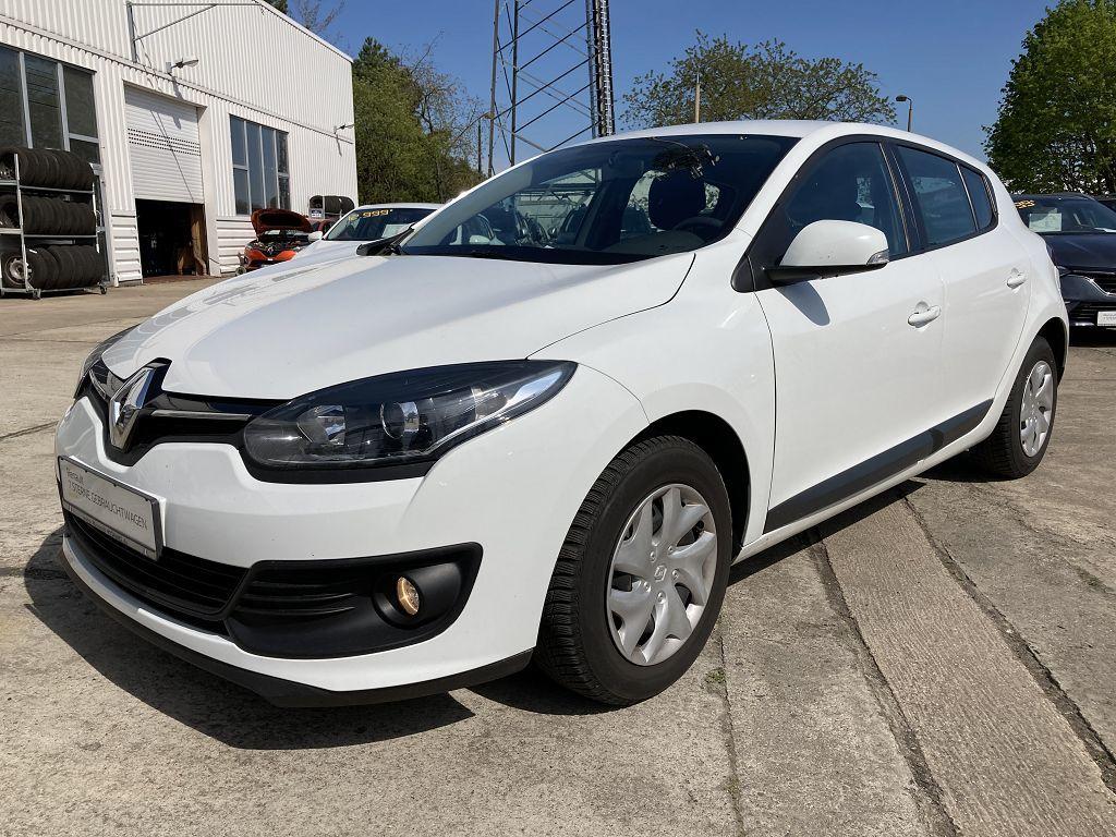 Renault Megane 1.6 16V 5-türer Authentique Klimaanlage, Jahr 2015, Benzin