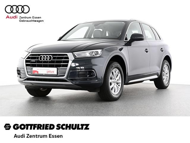 Audi Q5 quattro 2.0 TDI NAV PLUS RÜFAHR SHZ FSE MUFU, Jahr 2018, Diesel