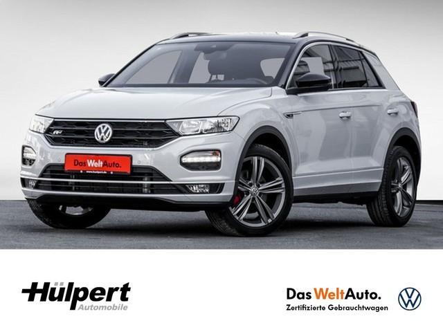 Volkswagen T-Roc 2.0 TDI R-Line DSG eKLAPPE ALU18 ACC CAM, Jahr 2020, Diesel