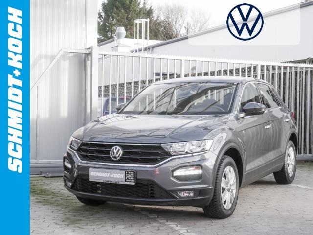 Volkswagen T-Roc 1.0 TSI PDC Radio m. MP3 elt. FH 4-fach, Jahr 2018, petrol