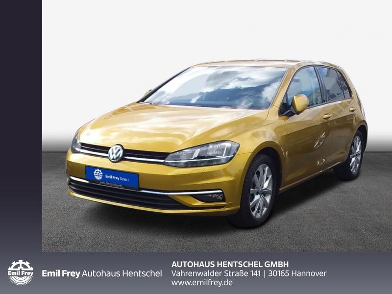 Volkswagen Golf 1.4 TSI (BlueMotion Technology) Comfortline, Jahr 2018, Benzin