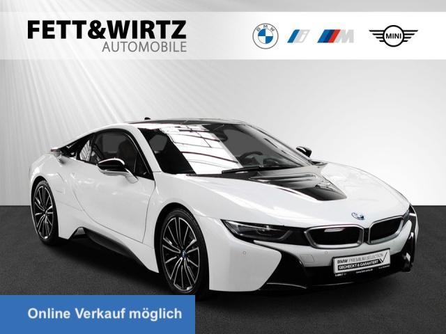 BMW i8 finanzieren
