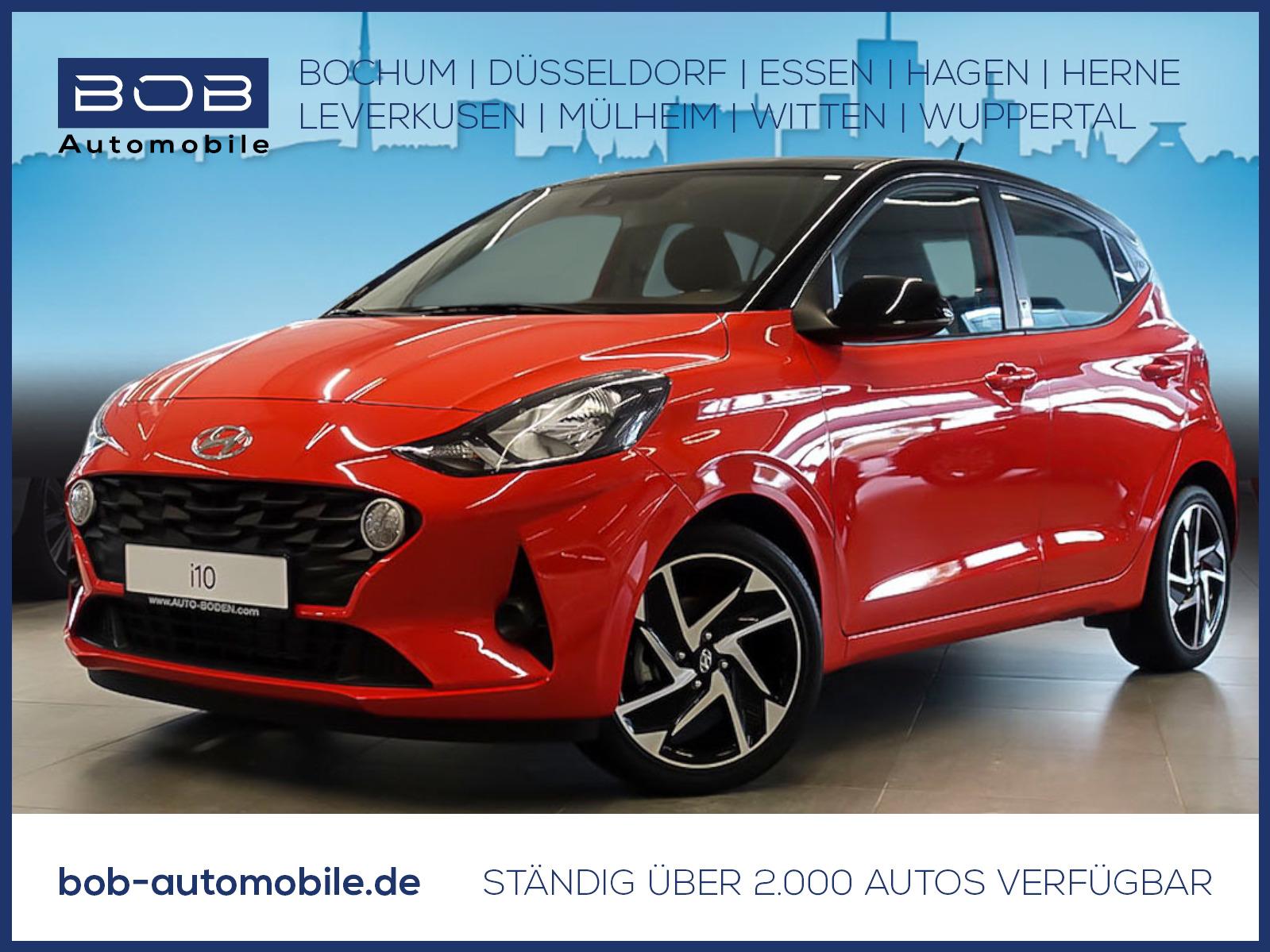 "Hyundai i10 1.2 Trend KomfortP NaviP 16""Alu Kamera, Jahr 2020, petrol"