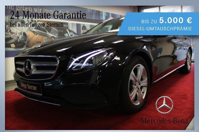 Mercedes-Benz E 220 d T-Modell AVANTGARDE Exterieur+LED+Autom., Jahr 2016, Diesel