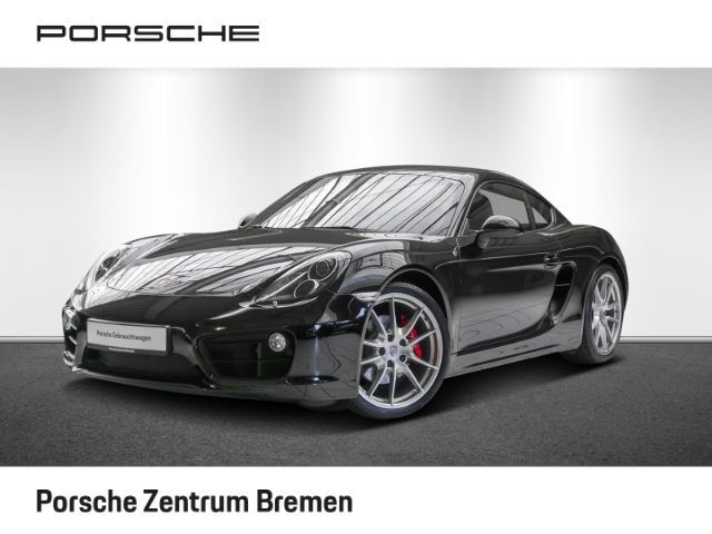 Porsche Cayman S 3.4 PDK Leder Navi PASM Sport Chrono, Jahr 2015, Benzin