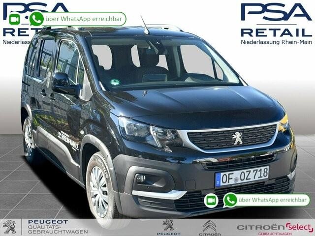 Peugeot Rifter BlueHDI 100 L1 Active *SITZH.*DAB*EPH*MIRROR SCREEN*, Jahr 2020, Diesel