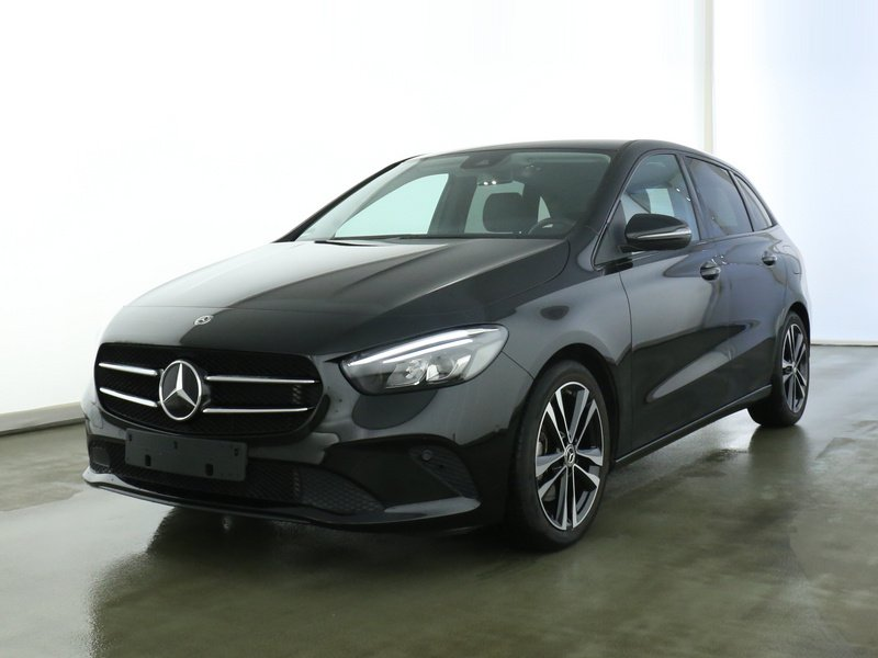 Mercedes-Benz B 220 4M Progressive NIGHT+KAMERA+LED+SPUR+TOTW., Jahr 2019, Benzin