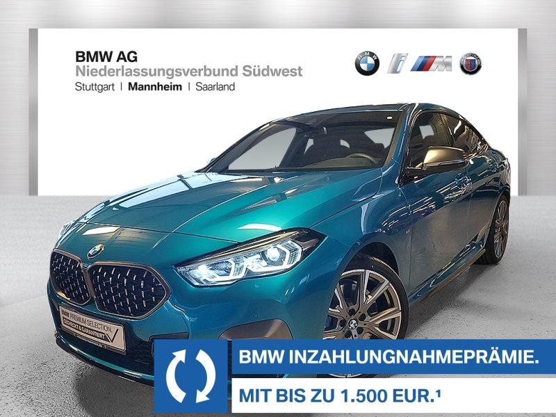 BMW M235i xDrive Gran Coupé M Sportbr. Head-Up LED, Jahr 2019, Benzin