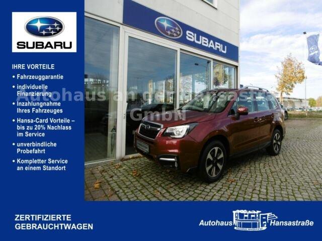Subaru Forester 2.0X Exclusive Lineartronic, Navi, Jahr 2016, Benzin