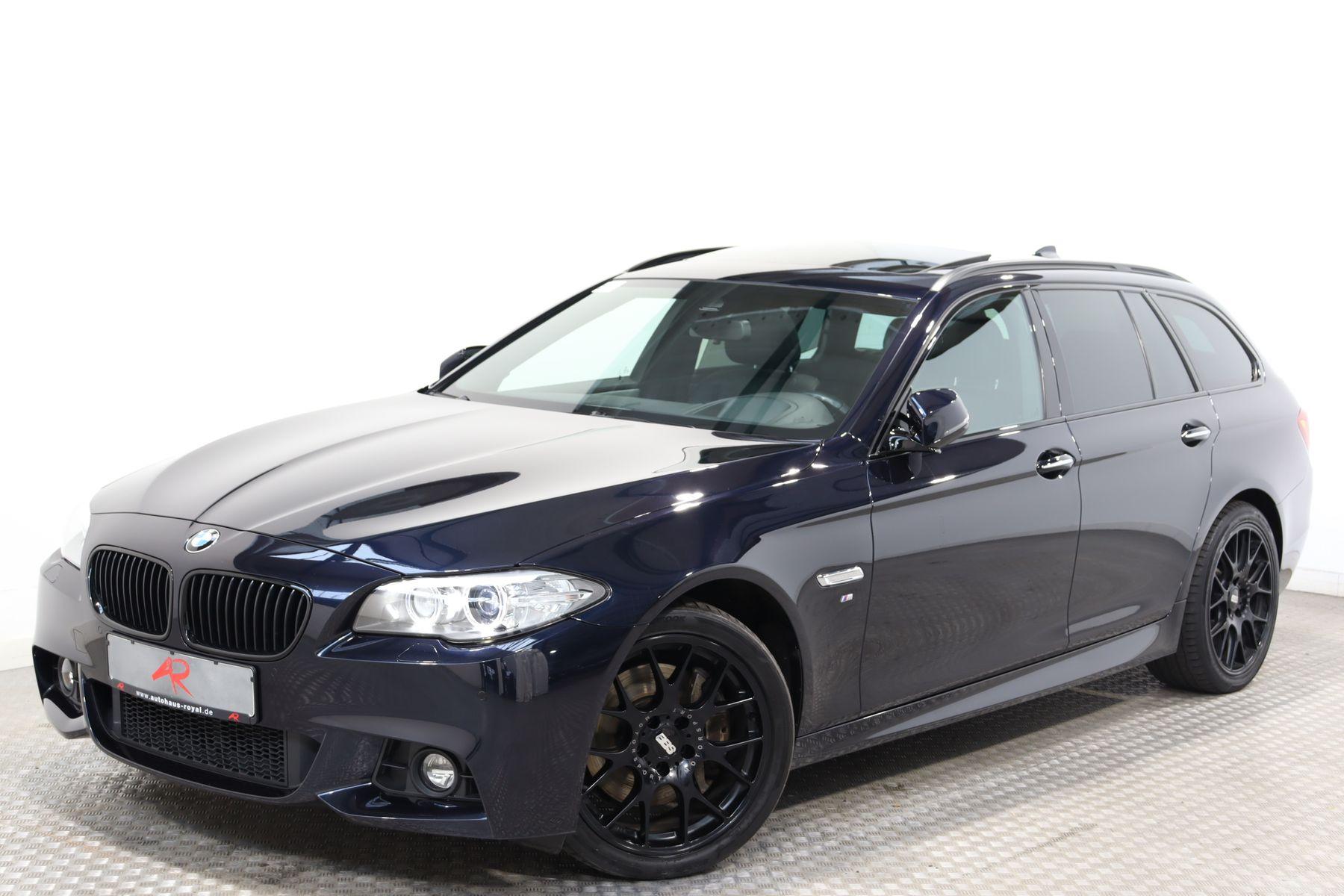 BMW 535 d xDrive T M SPORT HUD,MEMORY,SOFT-CLOSE,AHK, Jahr 2016, Diesel