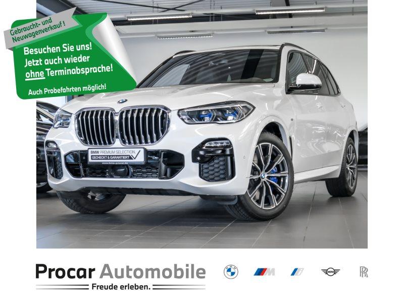 BMW X5 xDrive30d M Sportpaket Pano HuD HiFi, Jahr 2020, Diesel