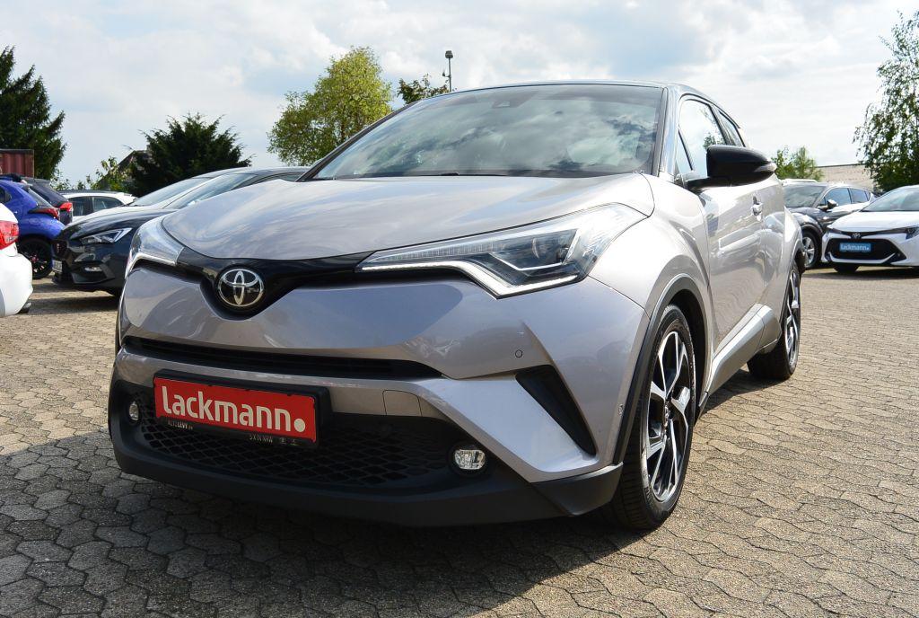 Toyota C-HR 1.2 Turbo Multidrive *Navi*LED*EPH*, Jahr 2017, Benzin