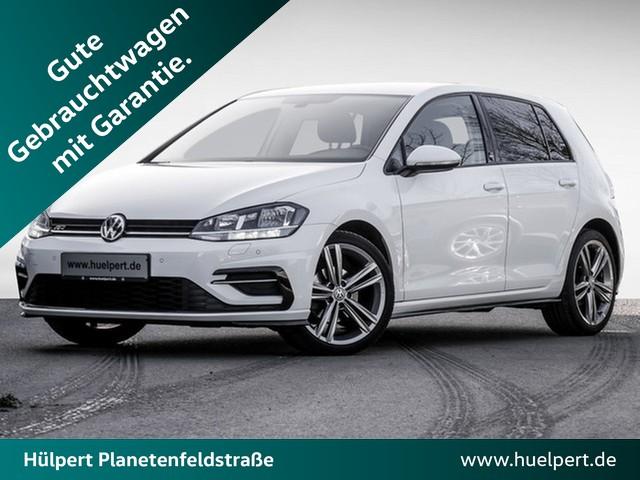 Volkswagen Golf 1.0 Sound R-Line NAVI APP-CONN ACC ALU18 PDC FRONT ASSIST, Jahr 2017, Benzin