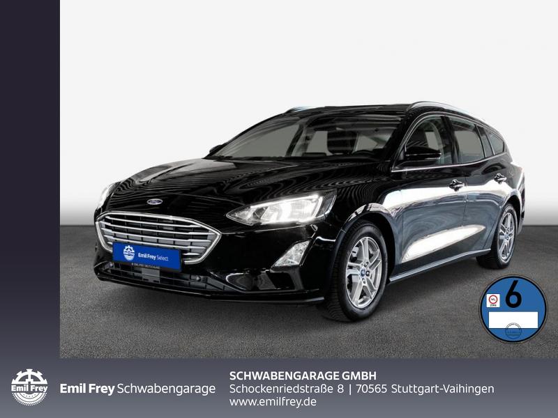 Ford Focus Turnier COOL&CONNECT AHK Navi PDC, Jahr 2019, Diesel