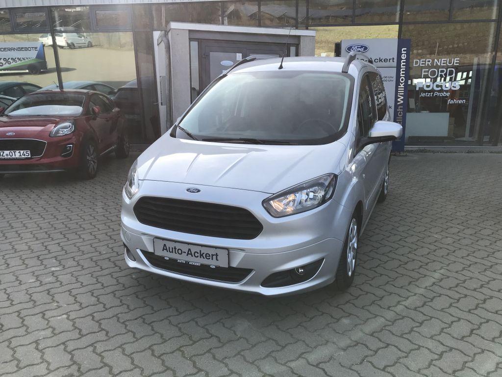Ford Tourneo Courier 1.0 EcoBoost Trend, Jahr 2018, Benzin