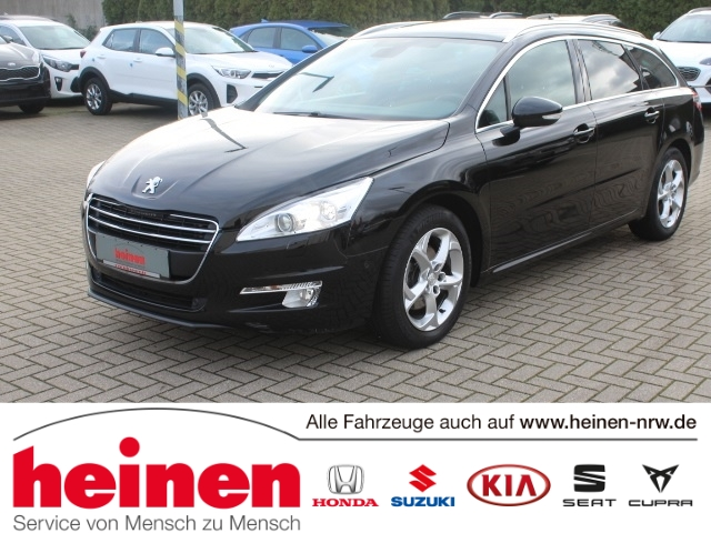 Peugeot 508 SW Active 2.0 HDi FAP *Panoramadach/PDC*, Jahr 2014, Diesel