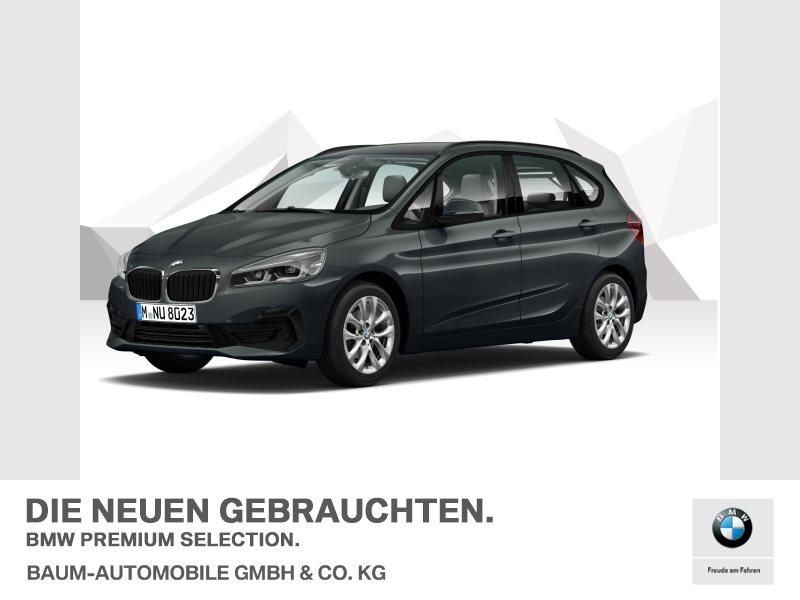 BMW 216d Leasing ab 219€ brutto ohne Anz. LED Navi, Jahr 2019, Diesel