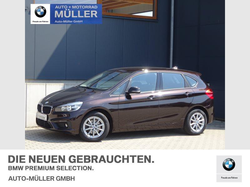 BMW 216d Active Tourer Advantage Navi PDC, Jahr 2016, Diesel