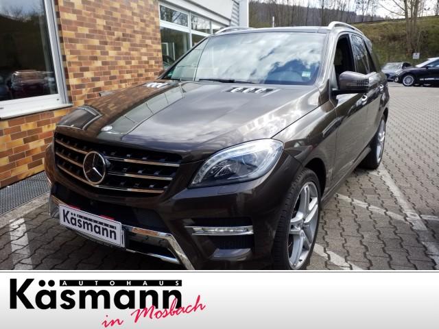 Mercedes-Benz ML 350 CDI BlueTEC 4Matic, Standheizung, AMG-Sty, Jahr 2015, Diesel