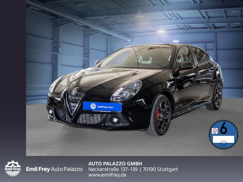 Alfa Romeo Giulietta 2.0 JTDM Sprint PDC Navi, Jahr 2016, Diesel