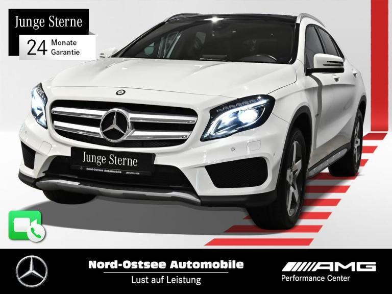 Mercedes-Benz GLA 250 AMG Navi Pano BiXenon Keyless Kamera SHZ, Jahr 2016, Benzin