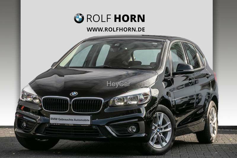 BMW 216 Active Tourer Advantage Aut. Klima EURO 6, Jahr 2017, Diesel