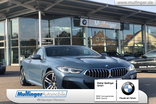 BMW 840d xDr.M Sport Lenkradheiz.KEIN Mietwagen! HUD, Jahr 2019, diesel