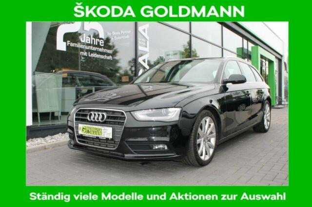 Audi A4 Avant Ambition2.0 TDI XENON, AHK, NAVI, Jahr 2012, diesel
